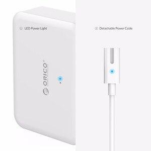 Image 5 - ORICO 5 ports chargeur USB de bureau chargeur de voyage Portable adaptateur intelligent pour Samsung Xiaomi Huawei téléphone tablette