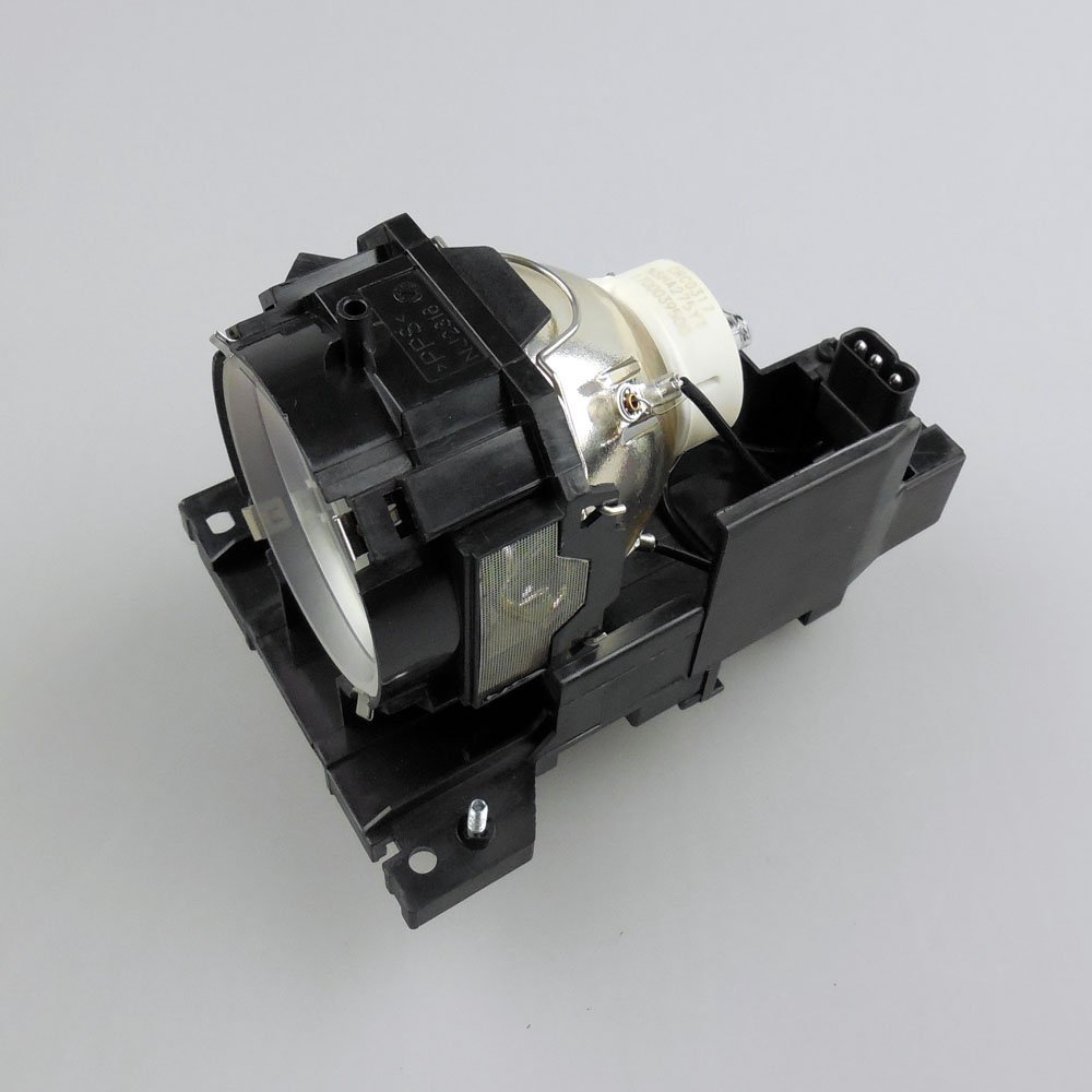 DT00871 Replacement Projector Lamp with Housing for HITACHI CP-X615 / CP-X705 / CP-X807 pureglare original projector lamp for hitachi cp x705 with housing