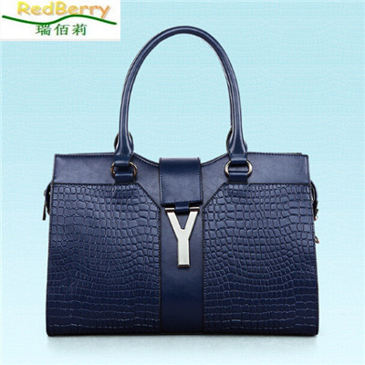 Hot Sale Women Bag New Design Alligator Style Bag for Women 100% Genuine Leather Famous Brand Shoulder Messenger Bags  bolsas prorab sds мах 3403