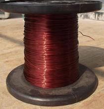 200 meters/lot  0.41mm mm polyester enameled wire enamelled round copper wire, QZ-2-130