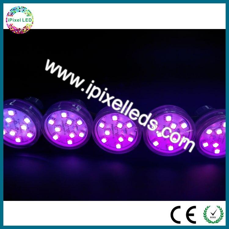 ФОТО AC 24V epistar 5050 9 smd 45mm pxiel light auto led