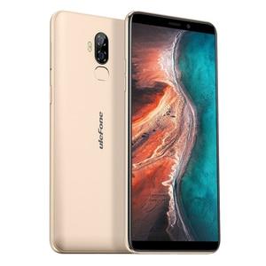 Image 2 - Orijinal Ulefone P6000 Artı Android 9.0 LTE 4G Cep Telefonu RAM 3 GB ROM 32 GB 6.0 inç Dört çekirdek Çift SIM Smartphone Parmak Izi