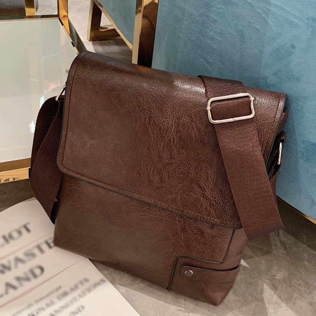xiniu Men's Business Male Briefcase For Document Handbag Satchel Portfolio  Shoulder Bag Sac à bandoulière pour hommes#G35
