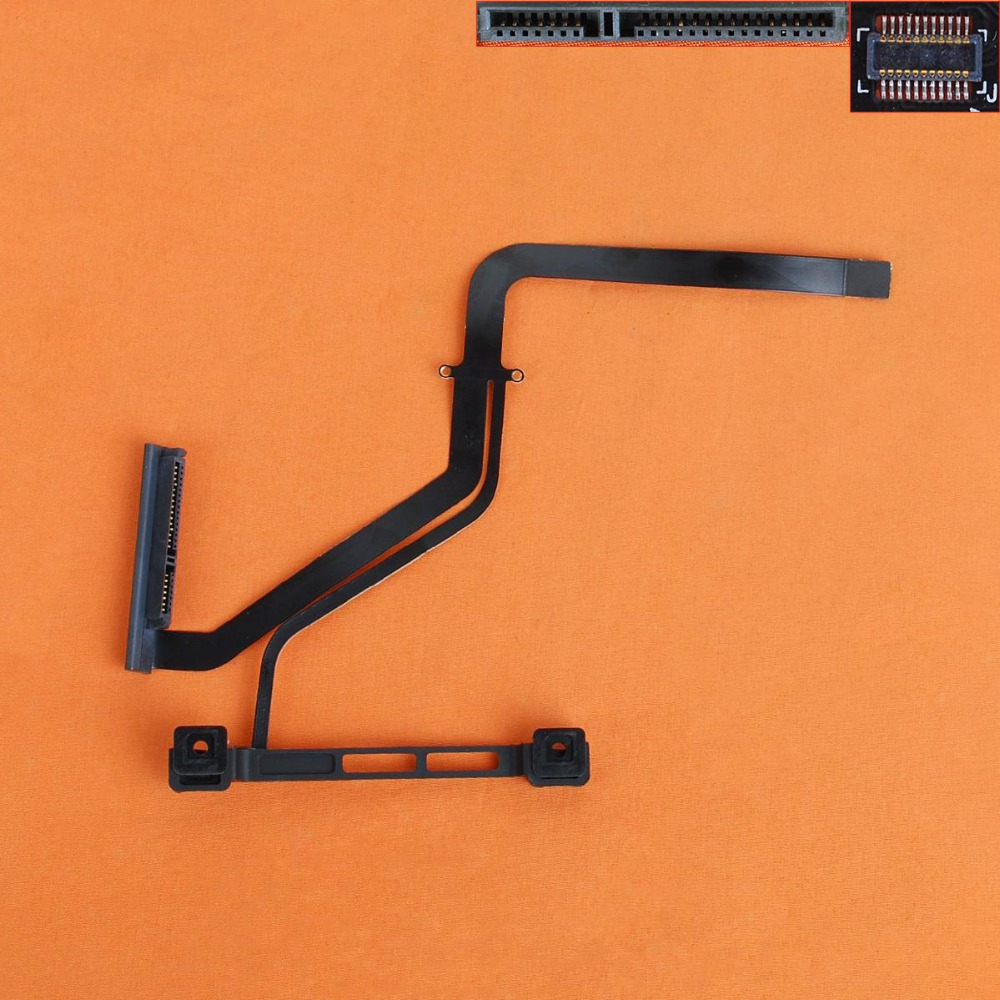 Hard Drive Connector Cable With Bracket For Apple MacBook PRO 13 A1278 MB990 MB991 MC374 (2009-2010 years) PN:821-0814-AHard Drive Connector Cable With Bracket For Apple MacBook PRO 13 A1278 MB990 MB991 MC374 (2009-2010 years) PN:821-0814-A
