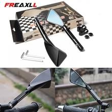 Universal Motorcycle Mirror Side Rearview Accessories For Kawasaki Z800 Z750 Z1000 Z1000SX ER6N/F ninja 250R/300