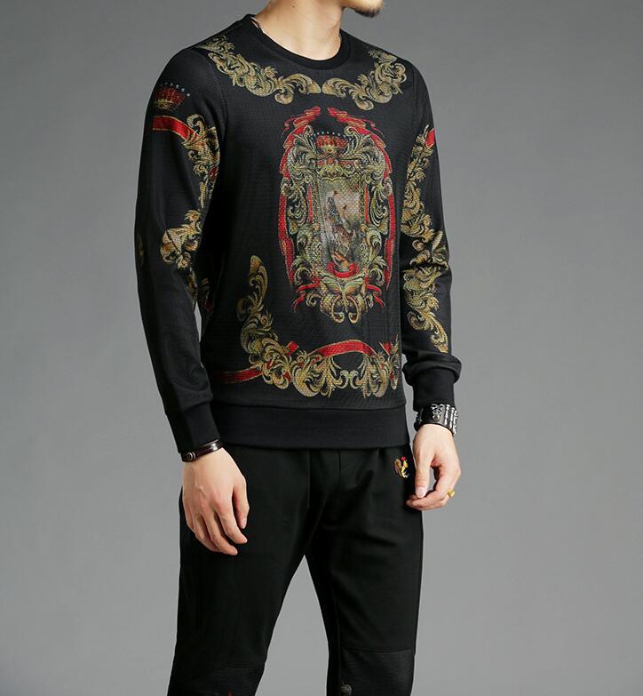 Automne hiver sweat-shirt pulls à capuche pour hommes Hip Hop nouveau design