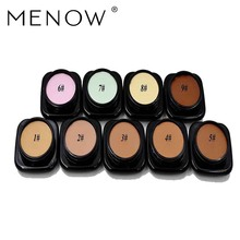 Menow Brand New Concealer 9 Colors/Pack Professional Women Contouring Makeup Facial Shadow Cosmetic Face Care Cream