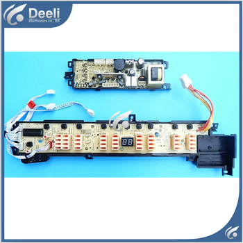 Free shipping 100% tested for washing machines accessories pc board motherboard xqb75-ks828 2pcs/ set on sale