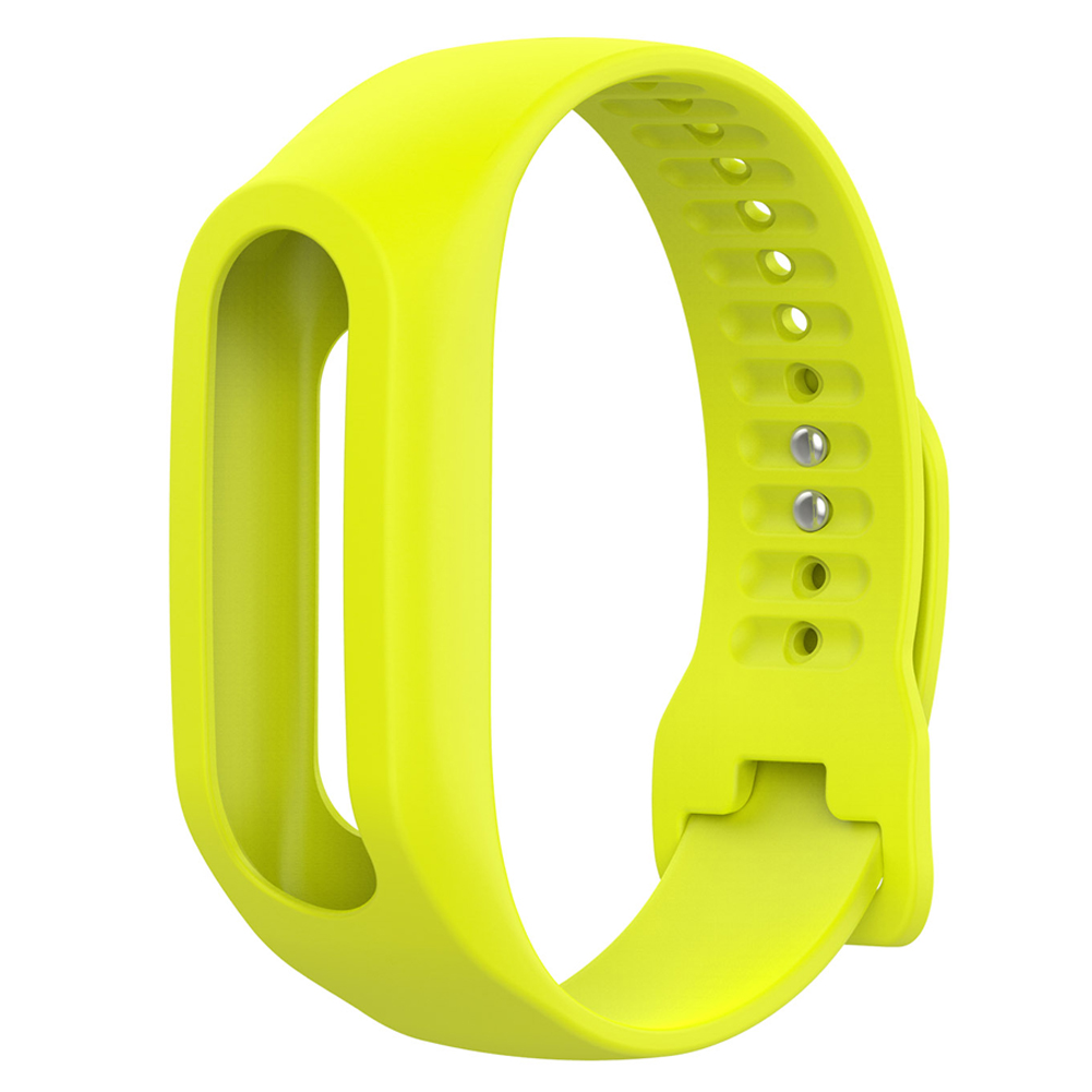 Soft Durable Colorful Strap Wristband Replacement Silicone Watchband Accessories for Tom Tom Touch Fitness Tracker Smart Watch 11