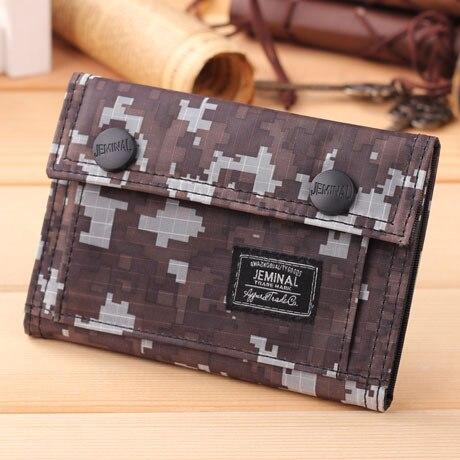 camuflagem ferrolho bolsa de dinheiro Cadeiras : Carteiras Padrão