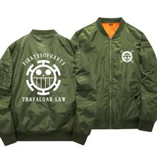 High-Q ONE PIECE Zoro Luffy Ace Law baseball uniform jacket coat flying wear ONE PIECE Luffy Ace Law Cardigan Hoodies jacket