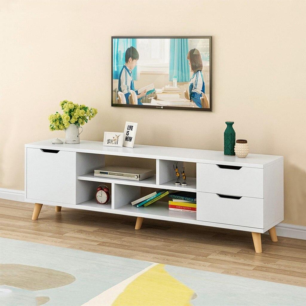 Meuble Tv De Salon €223.93 20% de réduction meubles table basse moderne télévision stands  salon meuble tv avec trois meuble meuble tv meuble de salon supports de