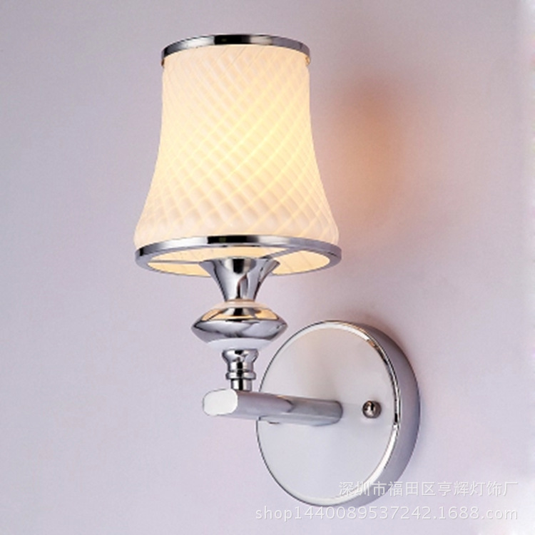 A1 The new creative cozy European style wall lamp Home Furnishing room corridor WALL lights FG517 the ivory white european super suction wall mounted gate unique smoke door