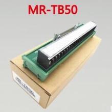 цена на Mitsubishi Junction Terminal Block MR-TB50 With Mitsubishi CN1 Cable 1m MR-J2M-CN1TBL1M