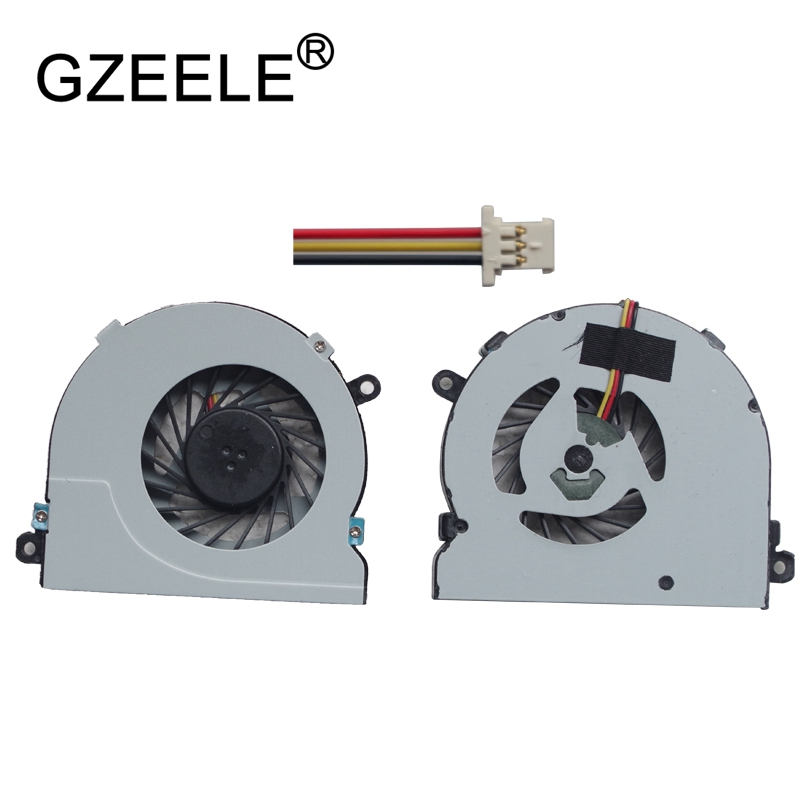 GZEELE new Laptop cpu cooling fan for DELL 5547 14-5443 5445 5447 5448 5548 5543 5545 5542 Notebook Computer Processor cooler