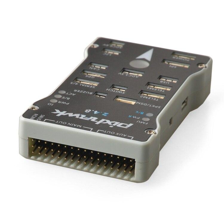 Pixhawk PX4 autopix 2.4.8 controlador de vuelo de 32 bits con interruptor de seguridad y caja de zumbador T F tarjeta para Avión RC multicopter-in Partes y accesorios from Juguetes y pasatiempos    2