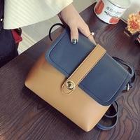 2017 New Brands Women Messenge Bags Fashion Female Leather Shoulder Bags Crossbody Bags Ladies Handbags Small