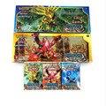 408 Pçs/set Inglês Cartões pokeballs XY Negociação unoffical Cartão Jogando Jogos Brinquedos Coleções incluem EX cartões de presente para As Crianças
