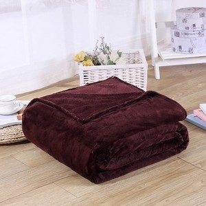 Image 3 - CAMMITEVER Luxury Fleece Bedding Blanket Super Soft Warm Fuzzy Lightweight Blankets Couch Throw Solid Color Blanket Home Beds