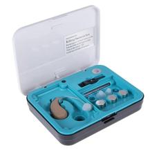 Portable Hearing Aids Behind The Ear Sound Audio Amplifier Device