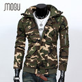 2016 New Brand Jackets Men Stand Collar Camouflage Jacket Men Good Quality Military Jacket Army Green Tactical Clothing For Men