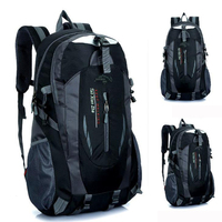 High Quality Unisex Nylon Backpack Waterproof Back Pack Laptop Mochila Designer Backpacks Male Escolar