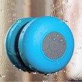 Портативный Всасывания Душ Водонепроницаемый Беспроводной Bluetooth Динамик с Mic Автомобильная Гарнитура Вызова Бесплатной Доставкой + Номер Дорожки 12003035