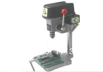 180W 6mm miniature bench drill, micro mini bench drill, electric drill drill press