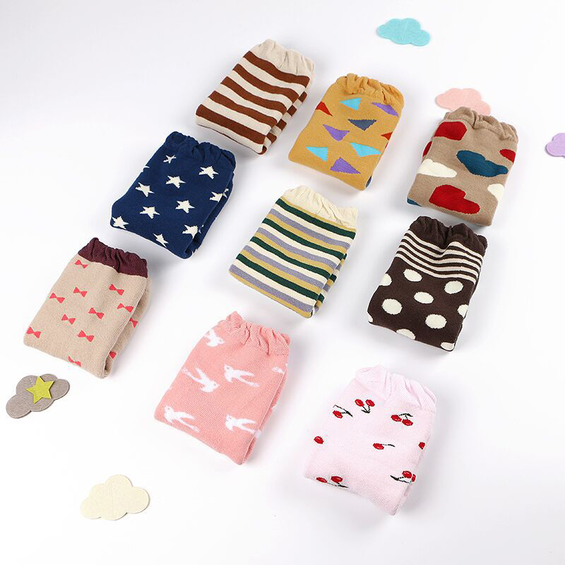 Print-Kids-Leg-Warmers-Cute-Cotton-Children-Socks-New-Boys-Girls-Product-Thick-Terry-Infant-Socks-Breathable-Toddler-Leg-Warmers-4