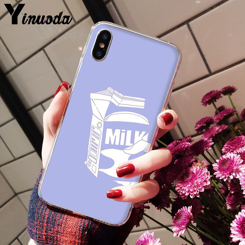 Summer Cute Strawberry Milk