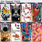 TAOYUNXI Hard Plastic Mobile Phone Cover For Huawei Ascend Y635 CL00 Y635-CL00 Cases Specially Design Cover Skin Shell Hood