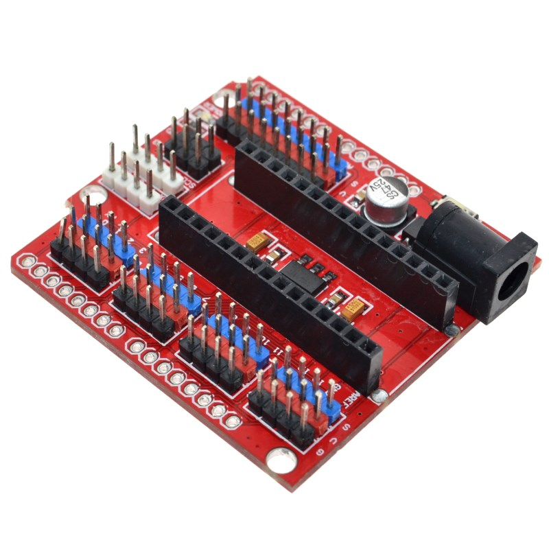 Free shipping! NANO and UNO multi-purpose expansion board for arduino nano 3.0