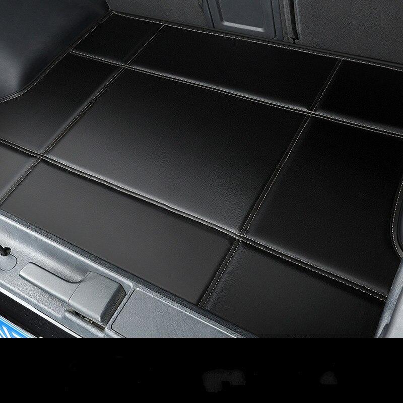 цена на Waterproof carpets Durable rugs Custom special car trunk mats for Renault Duster Fluence Koleos Magane Scenic Kadja