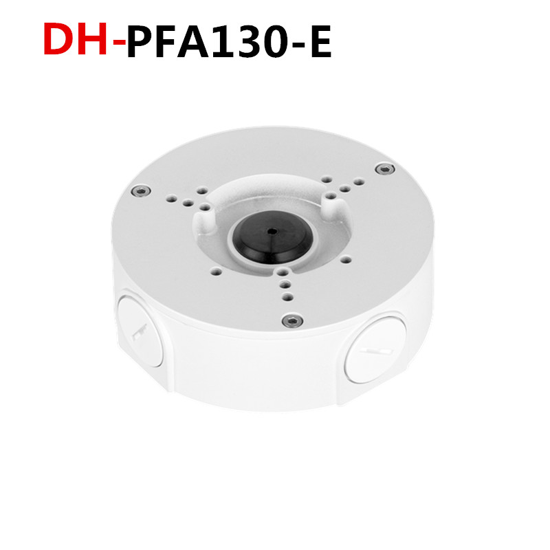 DH PFA130-E Junction Box For Ipc-hdw4631c-a IP66 Water-proof Neat & Integrated Design Aluminum Bracket