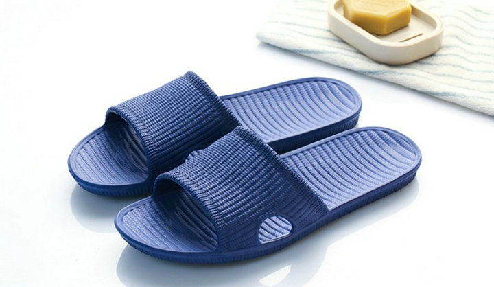 Cheap Price New Summer Home Bathroom Slippers Indoor Anti Slipper Soft Bottom Family Woman Man Slippers (8)