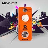 Mooer Analog Phasing Tone Micro Ninety Orange Phaser Electric Guitar Effect Pedal True Bypass Vintage Modern