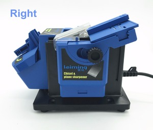 Image 5 - 96W Multifunction sharpener Household Grinding Tool sharpener for knife Twist drill HSS drill scissor chisel electric grinder