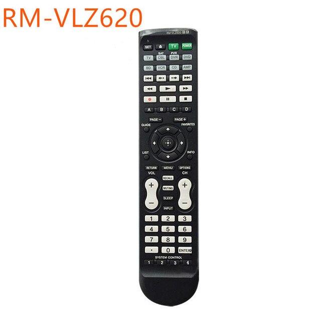 Новинка, оригинальный телефон, RMVLZ620, универсальный пульт дистанционного управления для Sony TV ARCAM CR80 CR100 DVD BD CBL DVR VCR CD AMP