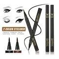 Black Waterproof Eyeliner Liquid Eye Liner Pencil Pen Makeup Cosmetics Fashion Make up 2 Style Choose High Quality Comestics