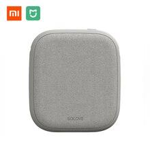 Xiaomi SOLOVE 10000 mAh QI batterie externe sans fil 10000 mAh Powerbank Charge rapide pour Huawei Samsung iPhone X XR XS MAX 8 Plus