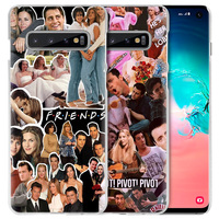 galaxy note Friends TV Show Case for Samsung Galaxy S10 5G S10e S9 S8 M30 M20 M10 J4 J6 Plus J8 2018 Note 8 9 Clear Hard PC Phone Cover Capa (3)