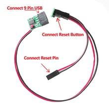 Mllse Внутренний USB сторожевой сброс контроллера часы собака PC stick-Crash/синий Экран автоматически перезапуска btc и т. д. шахтер добыча