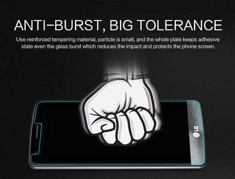 Одежда высшего качества 0,26mm 9 H закаленное Стекло для LG K10 LTE K430 K430DS 5,3 дюймов Экран защитная пленка