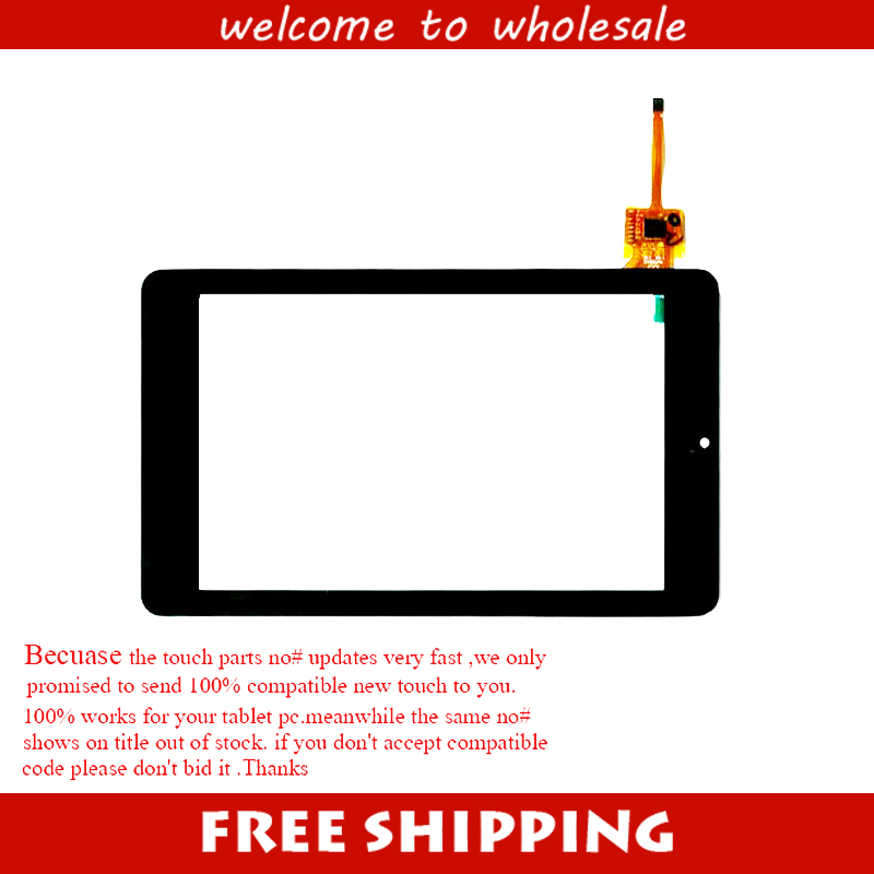NEW 7 Prestigio MultiPad 7.0 Ultra Duo PMP5870c Fly 3G RS7F224_V3.4 Tablet touch screen Touch panel Digitizer Glass Sensor
