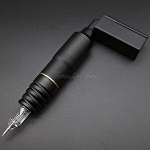 Image 3 - ไร้สายแบบพกพา Mini Tattoo Power Supply Power Bank สำหรับ Tattoo ปากกา DC & RCA Connector