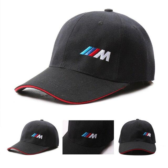 5859d746547 Racing Baseball Cap Speedway M Power Series Rally Hats Car Fans Motorcycle MotoGP  Caps Sun Snapback