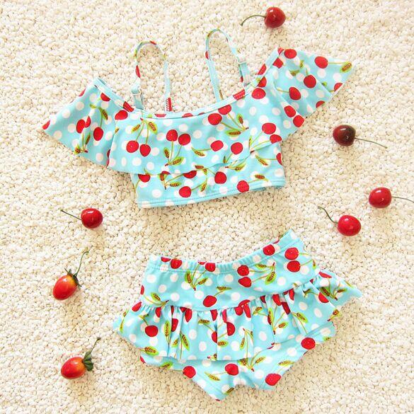 girl swimsuit swimwear 2016 girls swimming clothes childrens kids beach baby swimsuits child bikini - Ningbo Yinzhou Chenfeng Garment Factory store