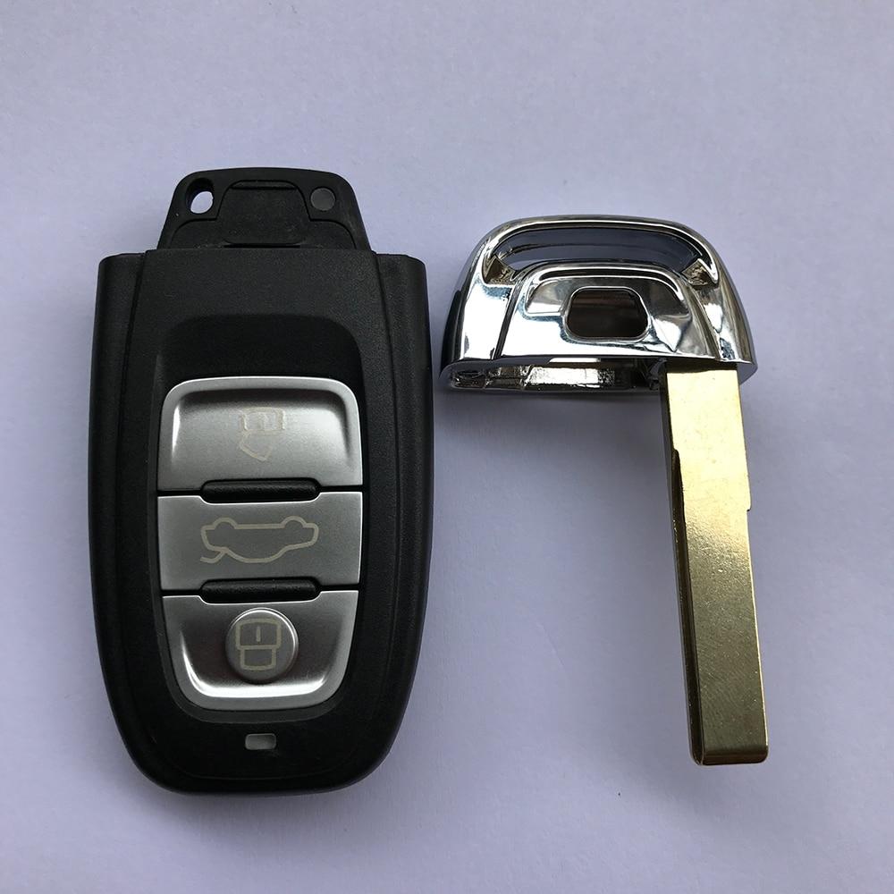 genuine audi es volkswagen replacement remote button parts fob key transmitter b