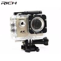 RICH Sport Cameras 170 2.0 inch FHD 1080P WiFi Action Cameras Outdoor Sports DV Helmet Cam Bike Action Sport Camera