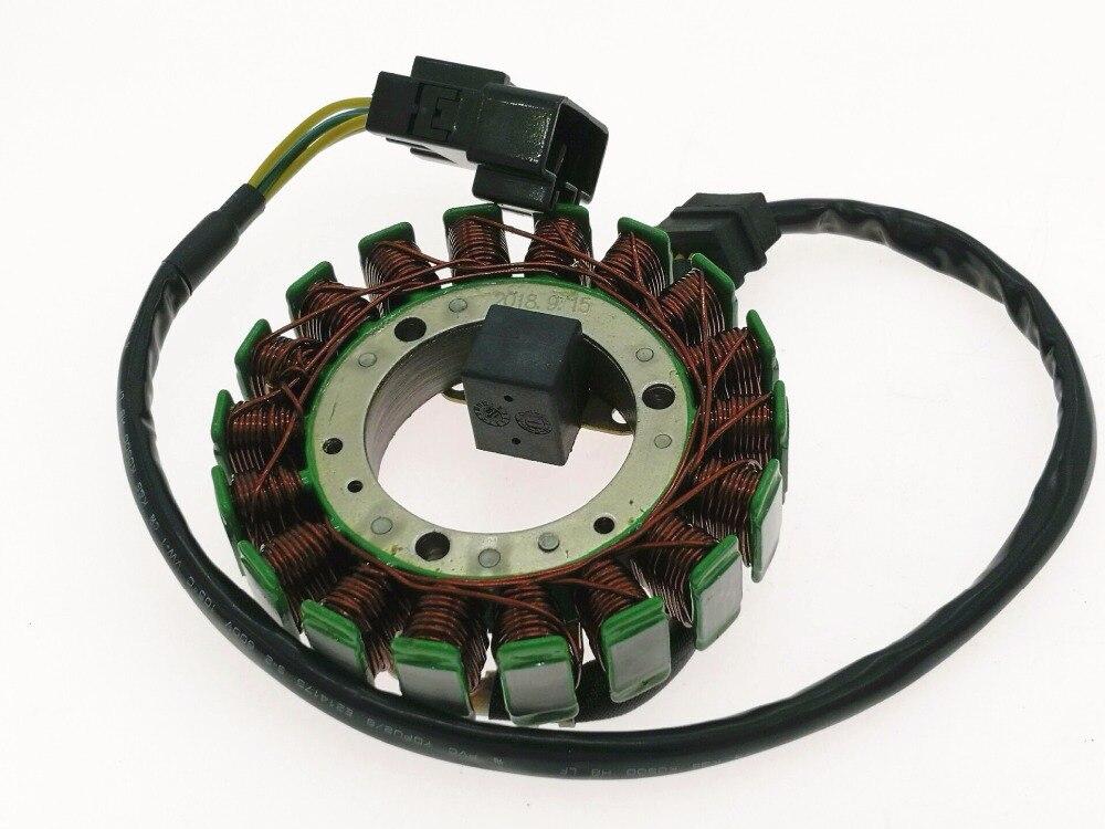 Магнитная статора двигателя/магнитная катушка для CFMOTO CF500/CF600 X5 X6 Z6 часть № 0180-032000 atv УФ partst